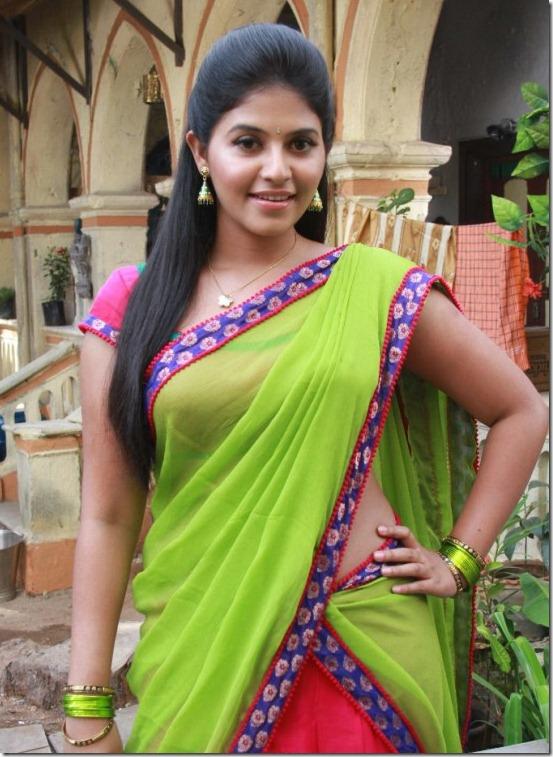 Raj with anjali